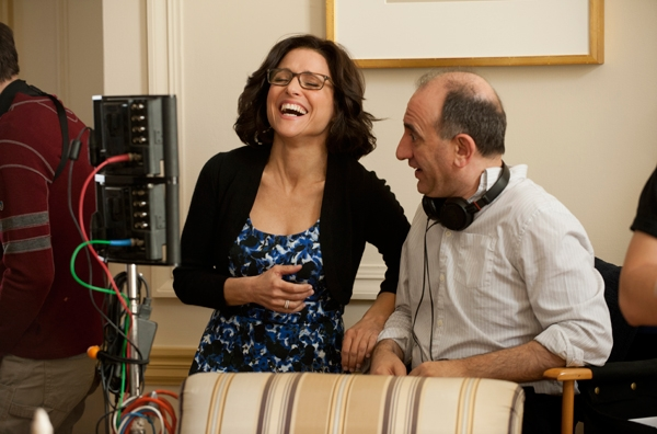 Louis-Dreyfus and Armando Iannucci.